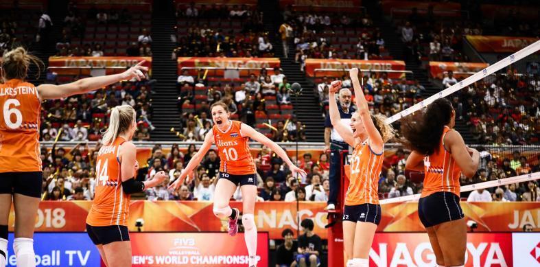 WK volleybal vrouwen 2022