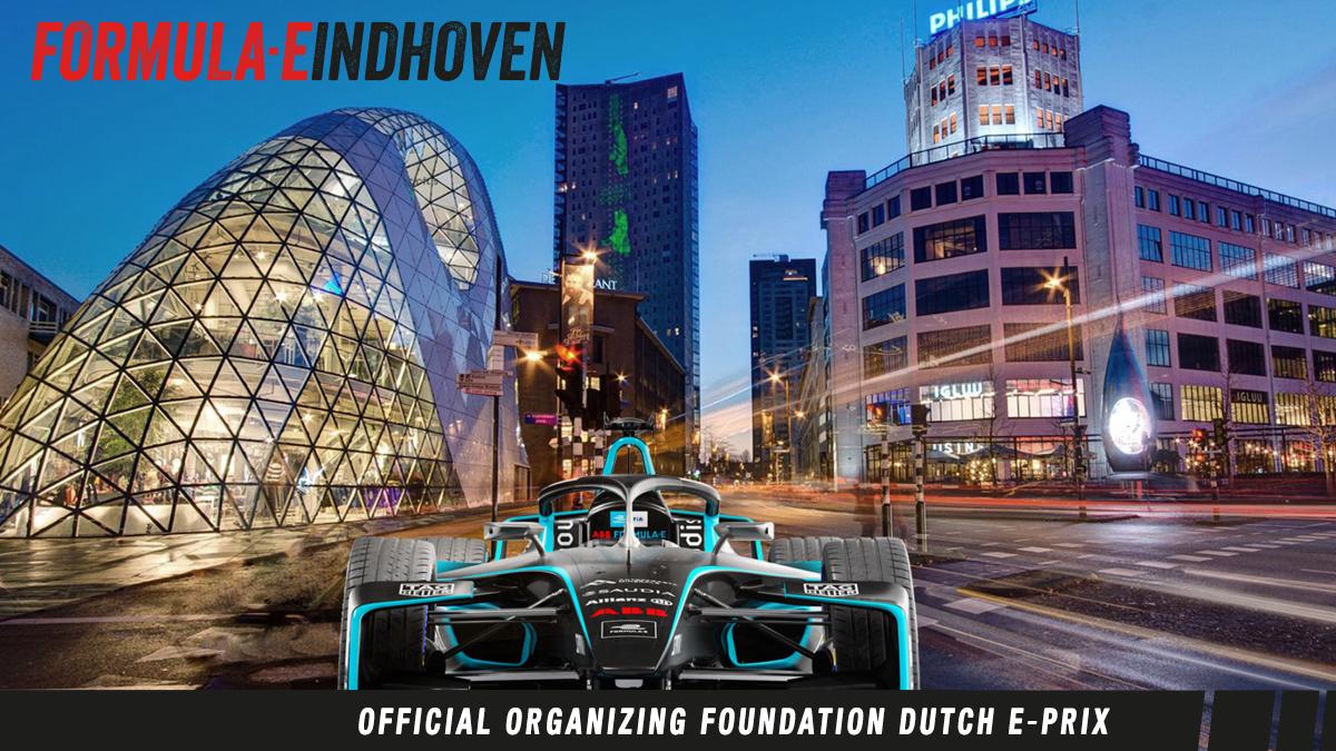 Formula E Eindhoven Dutch E-prix